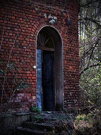 Opuszczony dom - Cegielnia Aniołów
