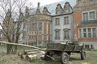 pałac w Roszkowicach