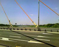 Most Siekierkowski [Warszawa, Polska]