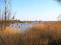 Jezioro Górne w Kazuniu