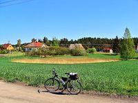 Krajobraz  Żuław-Parpary.