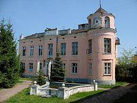 Piaseczno - kamienica przy ul. Kościuszki 53