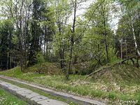 Dawna baza wojskowa koło Woźnik Śl.