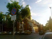Waypoint #1746  Piaseczno - kościół św. Anny