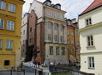 Stare Miasto - Brama Gnojna