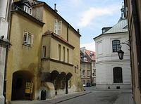Stare Miasto - ulica Jezuicka