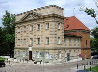 Stare Miasto - Dom Poprawy i Brama Mostowa