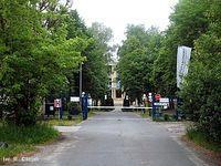 Komunikat Instytutu Łączności o Krajowej Częstotliwości Wzorcowej... czyli Instytut Łączności w Miedzeszynie