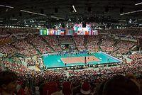 Katowice - mecz Polska Brazylia