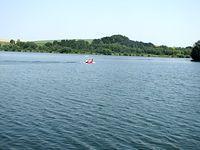 Jezioro Hlucinskie.