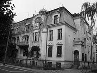 Opuszczona willa na ul. Wieniawskiego
