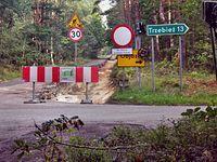 Obawiam się, że remont drogi Dobieszczyn - Karszno szybko się nie skończy.