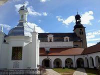 kościół klasztorny bernardynów, Sanktuarium Matki Bożej Skępskiej