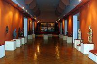 Muzeum Diecezjalne w Pelplinie - jedna z sal