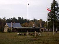 Dawna stanica harcerska w Stęszewku