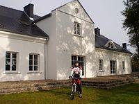 Dwór Augusta Cieszkowskiego w Wierzenicy