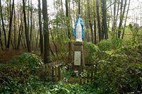 Kapliczka w Lesie- Krzywa Góra
