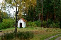 Bromierzyk kaplica Św. Teresy
