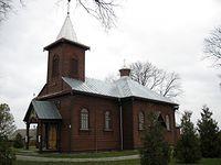 Połoski - dawna cerkiew prawosławna z 1891 r.