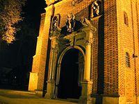 Sandomierz – główne wejście do Katedry