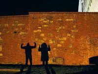 Sandomierz – duchy pod murem zamkowym