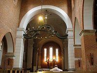Sandomierz – wnętrze kościoła św. Jakuba