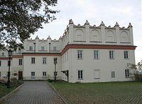 Sandomierz - Collegium Gostomianum