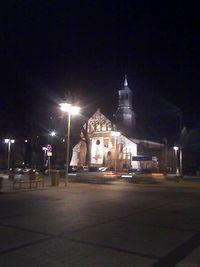 piaseczyński kościół pw Św.Anny