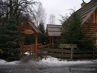 chatka rybaka w Sereczynie