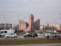 Kościół przy ul. Domaniewskiej