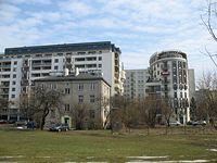 Stare i nowe na ul. Bukowińskiej