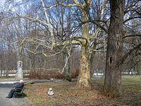 """Królikarnia – park i """"Dusza odrywająca się od ciała"""""""