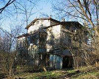 Dom przy willi Jezioranka