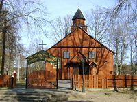Kościół Matki Bożej Szkaplerznej w Studzienicznej