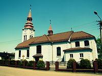 Kościół w Nieboczowach