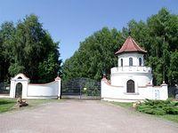 Rezydencja z lwami
