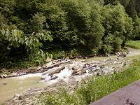 Rzeka Wetlina