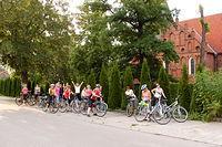 Rowerowa środa- Kończewice