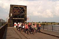 Rowerowa środa- początek wycieczki