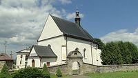 Kościół budowany przez jeńców krzyżackich