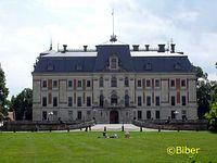 Pałac książąt pszczyńskich - tu mieszkała Daisy ale wolała zamek Książ