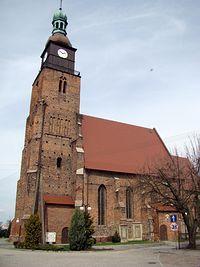 Dawny kościół św. Katarzyny w Rudnej. Obecnie cerkiew prawosławna