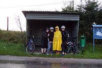 Deszczowa rowerowa środa