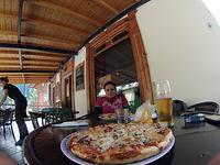 Pizza w Wilczym Dole :)