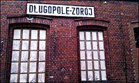 Dworzec PKP w Długopolu