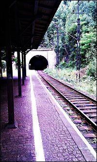 Tunel w Długopolu