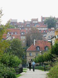 Stare Miasto i Kamienne Schodki