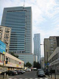 Warsaw Financial Center i Złota 44