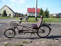 Nie ma jak dopasowany rower