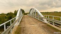 Mostek nad kanałem Ulga